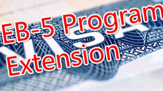 EB-5 Extension